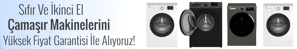 Bahçeşehir İkinci El Çamaşır Makinesi Alanlar