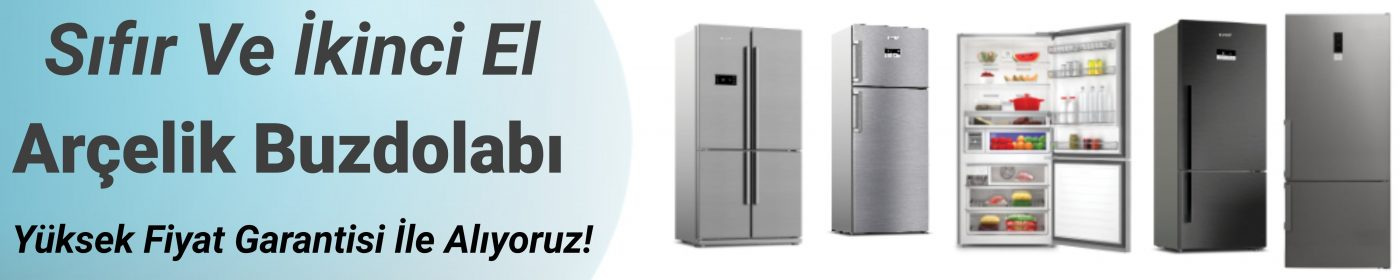 Arçelik Buzdolabı Alanlar