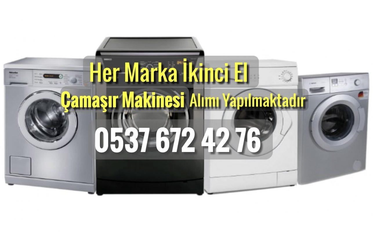 Ortaköy ikinci el çamaşır makinesi alanlar